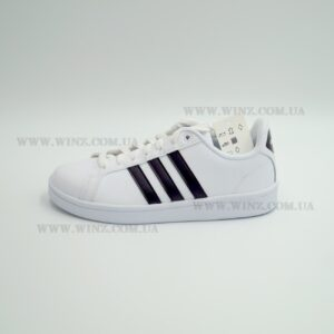 Женские Кроссовки adidas Cloudfoam Advantage Leather Sneaker