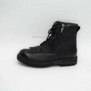 Мужские ботинки I.N.C. Men's Brix Kiltie Leather Boots