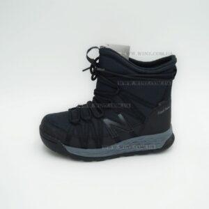 Женские сапоги new balance women's bw2000v1 fresh foam чёрные