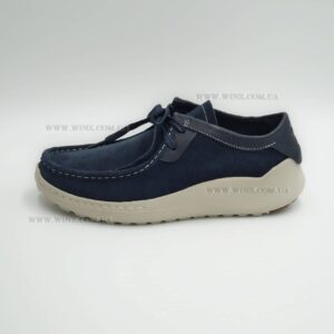 Мужские туфли Timberland MEN'S 2-EYE FLEX OXFORD синий