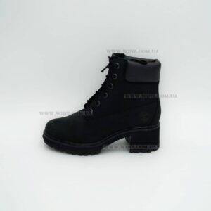 Женские ботинки Timberlend WOMEN'S KINSLEY 6-INCH чёрные